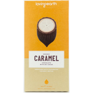 Loving Earth Caramel Chocolate (Organic) ~ 80g
