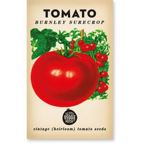 The Little Veggie Patch Co Tomato 'Burnely Surecrop' Heirloom Seeds
