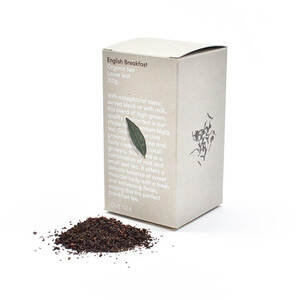 Love Tea English Breakfast Loose Leaf Tea (Organic) ~ 100g