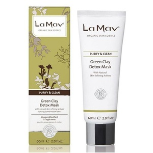 La Mav Green Clay Detox Mask ~ 60ml