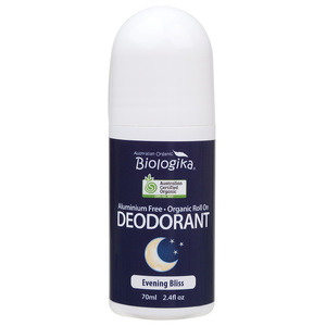 Australian Biologika Organic Evening Bliss Deodorant ~ 70ml