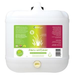 Ecologic Lavender Fabric Softener ~ Bulk Value 15L