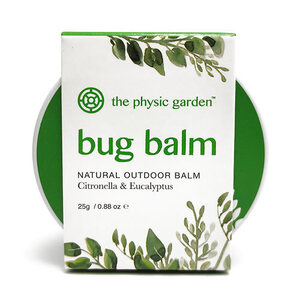 The Physic Garden Bug Balm ~ 25g