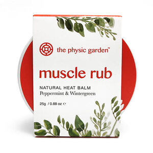 The Physic Garden Muscle Rub ~ 25g