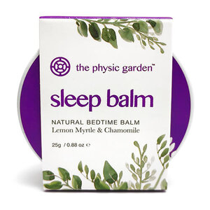 The Physic Garden Sleep Balm ~ 25g