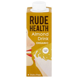 Rude Health Mini Almond & Rice Dairy Free Drink ~ 250ml