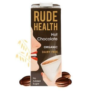 Rude Health Hot Chocolate Drink (Organic) ~ 1lt