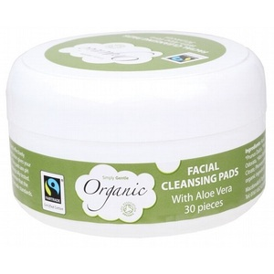 Simply Gentle Facial Cleansing Pads ~ 30 Pads