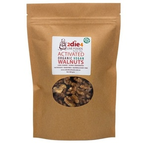 2Die4 Activated Walnuts (Organic) ~ 300g