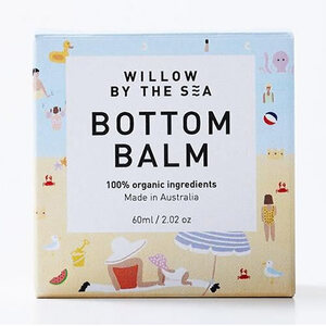 Willow By The Sea Bottom Balm ~ 60ml