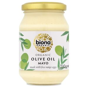 Biona Mayonnaise with Olive Oil (Organic) ~ 230g