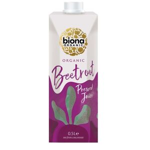 Biona Beetroot Juice (Organic) ~ 500ml