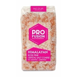 Profusion Himalayan Rose Pink Salt Coarse ~ 500g