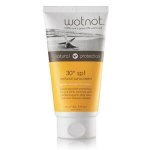 Wotnot Family Sunscreen SPF 30+ ~ 150g