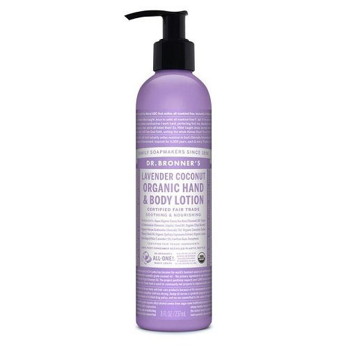 Dr. Bronner's Lotion Lavender Coconut (Organic) ~ 237ml