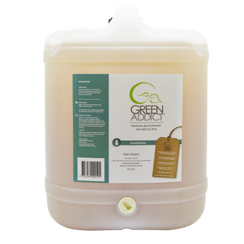GreenAddict Natural Toilet Cleaner ~ 20 Litre Refill