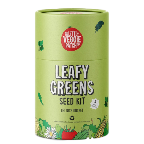 The Little Veggie Patch Co Leafy Green Seed Kit