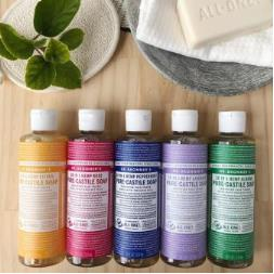 Dr. Bronner's - One Soap, 18 Amazing Uses!